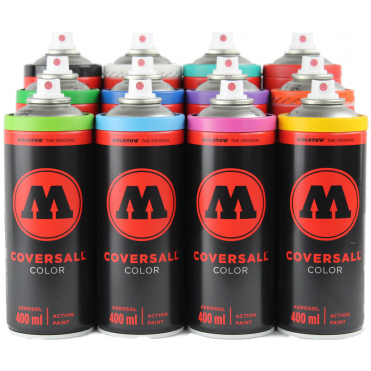 Coversall Color 12 Pack