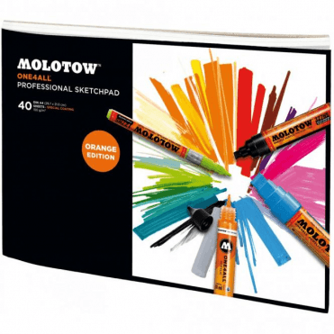 Molotow One4All Professional Sketchpad Landscape