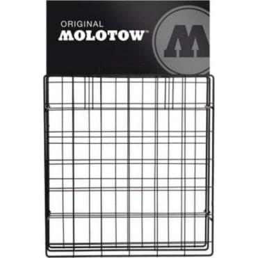 Molotow Spray Paint Rack (36 Cans)