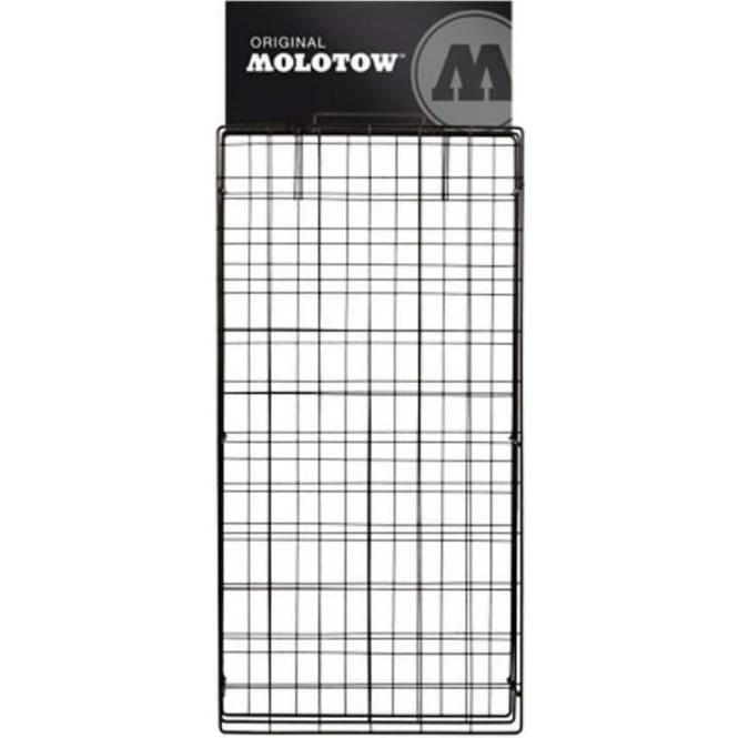 Molotow Spray Paint Rack (72 Cans)