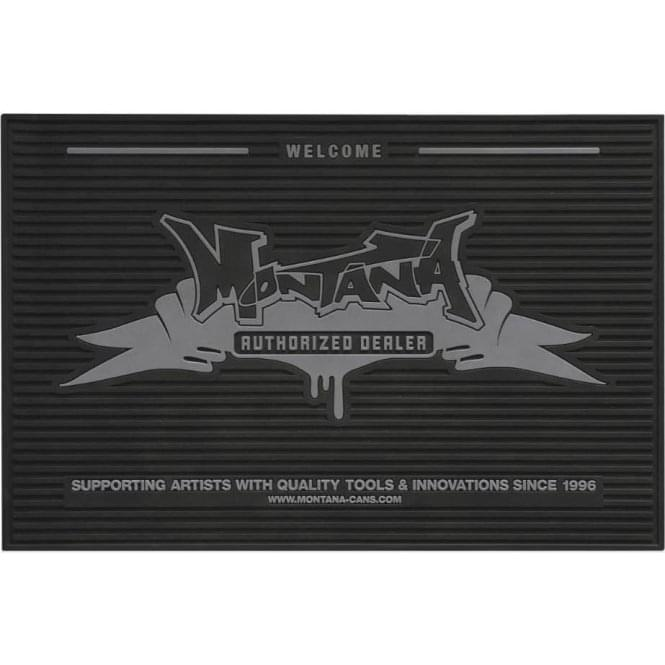Montana 'Authorized Dealer' Doormat - Graff City Ltd from UK