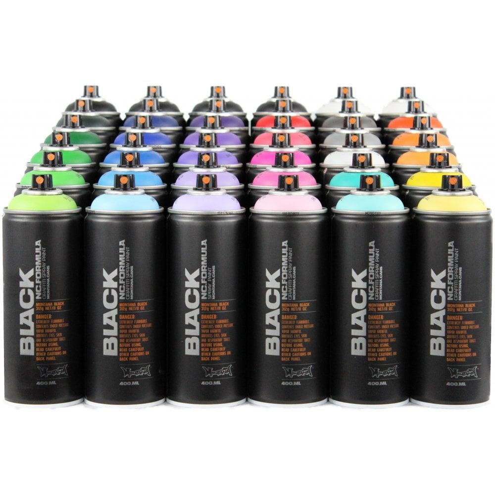 Black 36 Pack