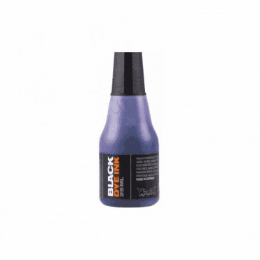 Black Dye Ink 25ml