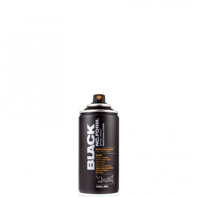 Montana Black Pocket Spray Paint