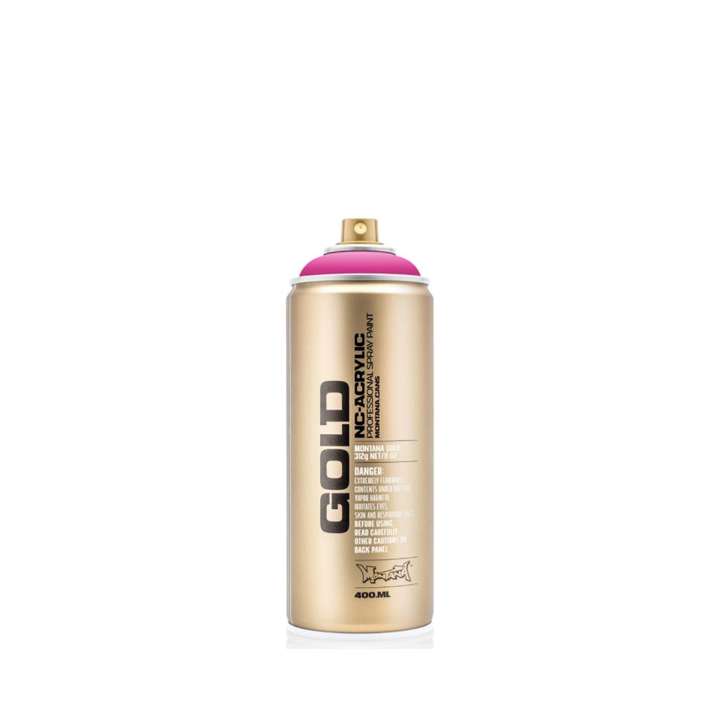 Montana Gold 400ml Spray Paint