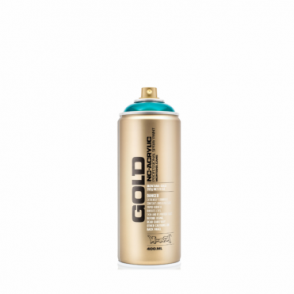 Gold Transparent Spray Paint