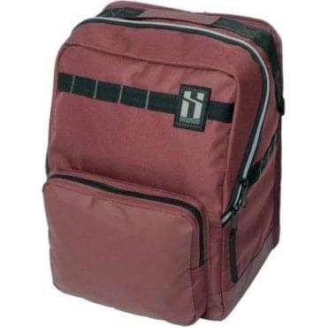 Metro Backpack Maroon