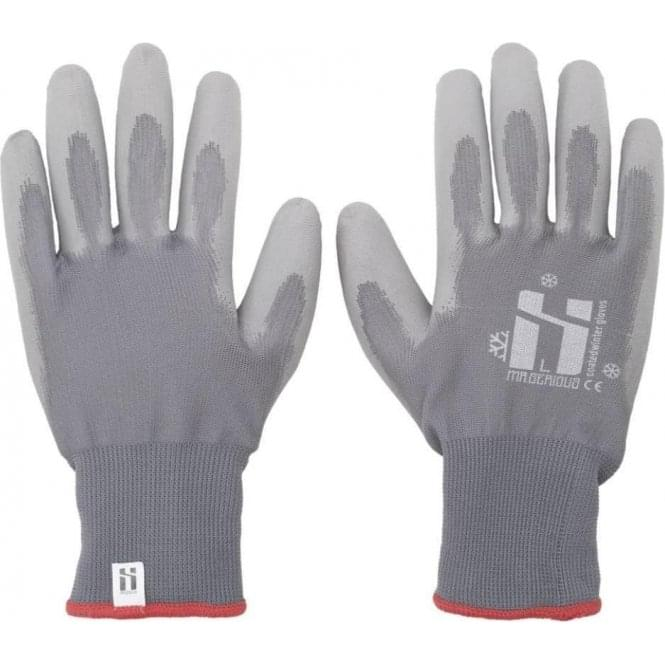 Mr. Serious PU Coated Winter Gloves