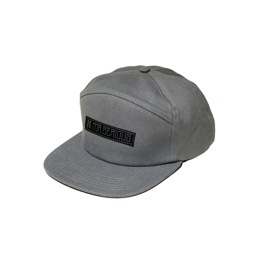 93ff74a05e4 Mr. Serious Unknown Cap Grey - Apparel from Graff City Ltd UK