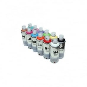 94 Spray Paint - 12 Pack