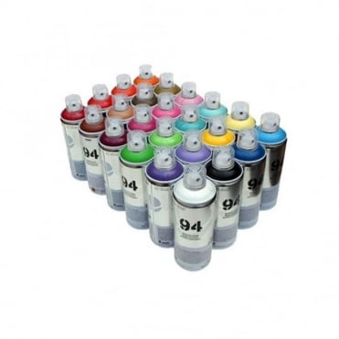 94 Spray Paint - 24 Pack
