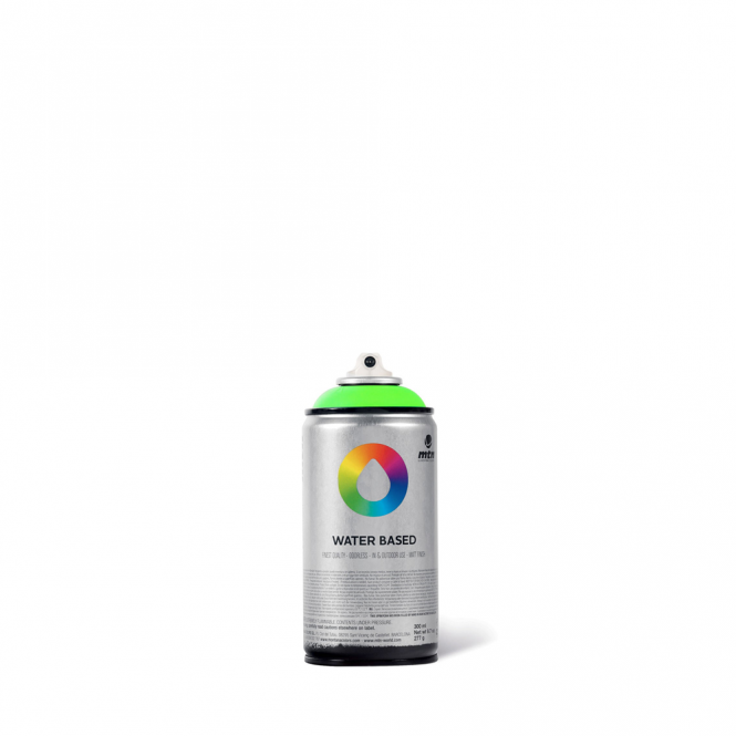MTN Water Based Fluorescent Spray Paint