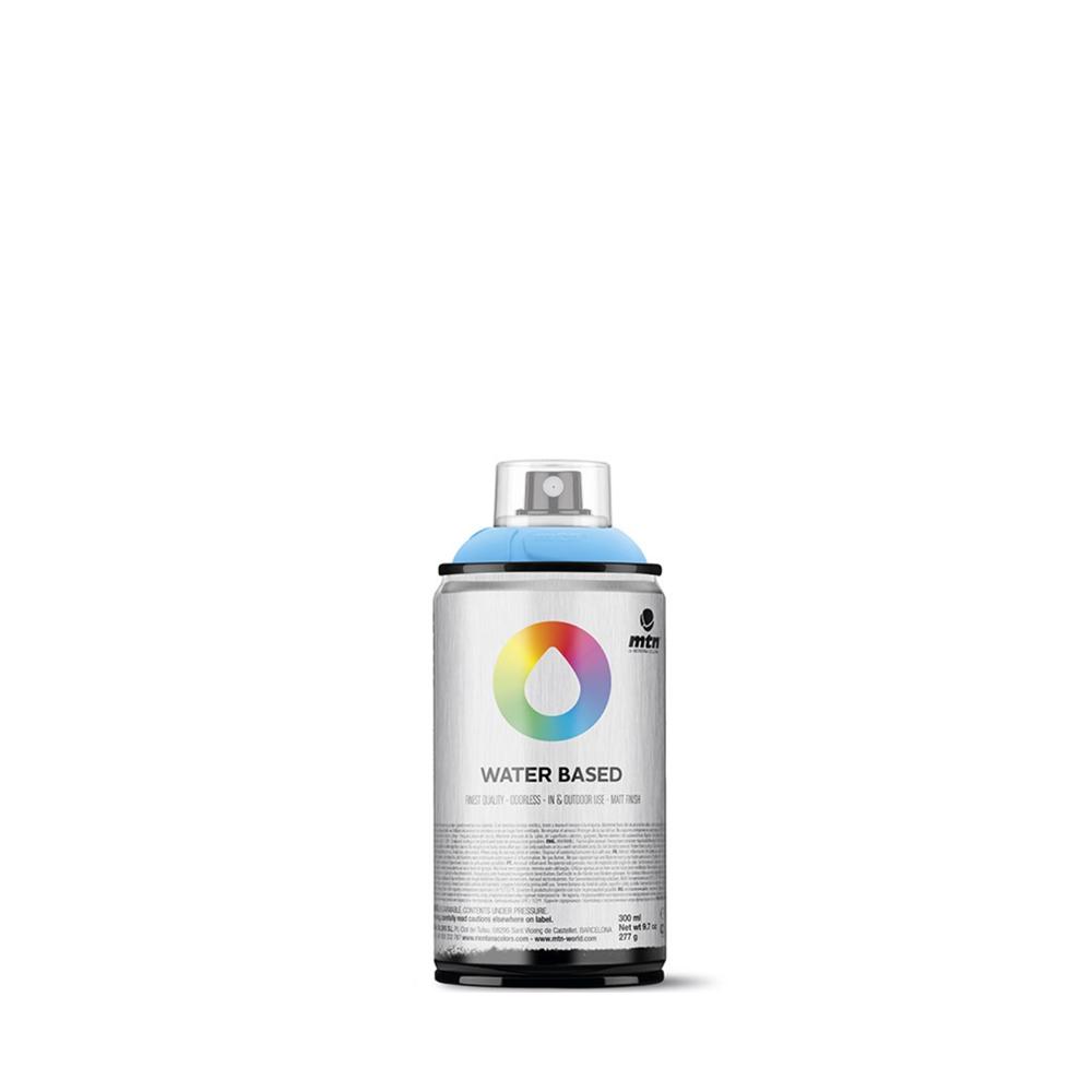 Is Ironlak Spray Paint Water Based