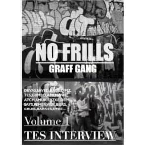 No Frills Graff Gang Magazine | Volume 1