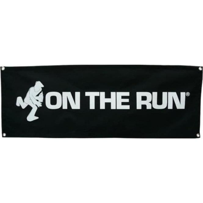 On The Run Logo Banner
