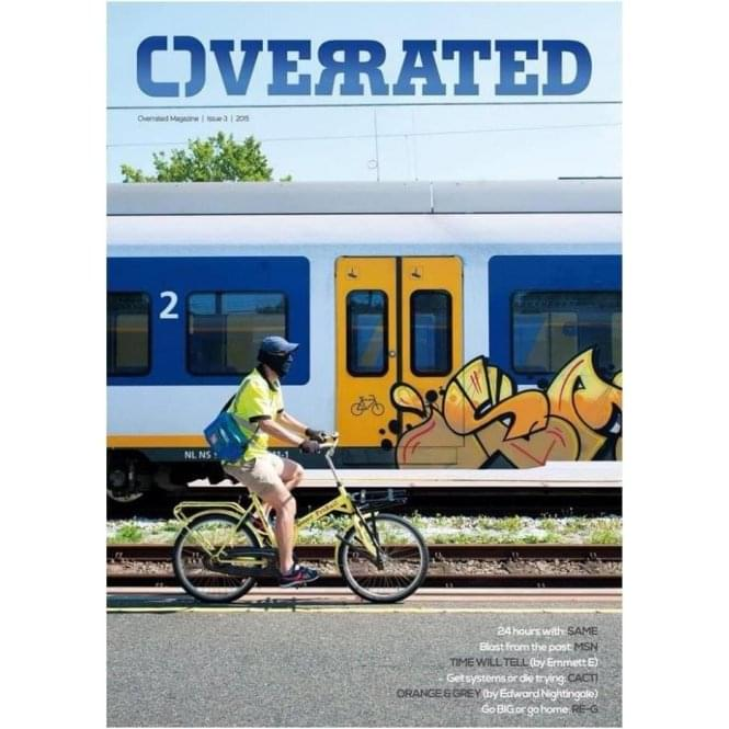 Overrated Magazine | Issue 3