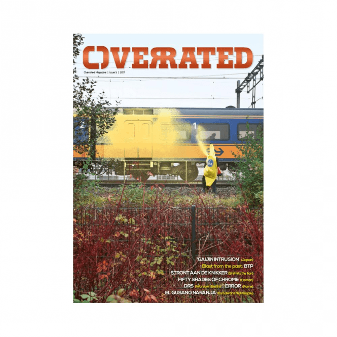 Overrated Magazine | Issue 5