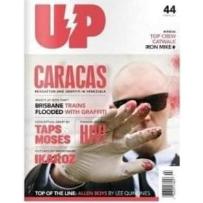 Publikat Underground Productions Magazine | Issue 44