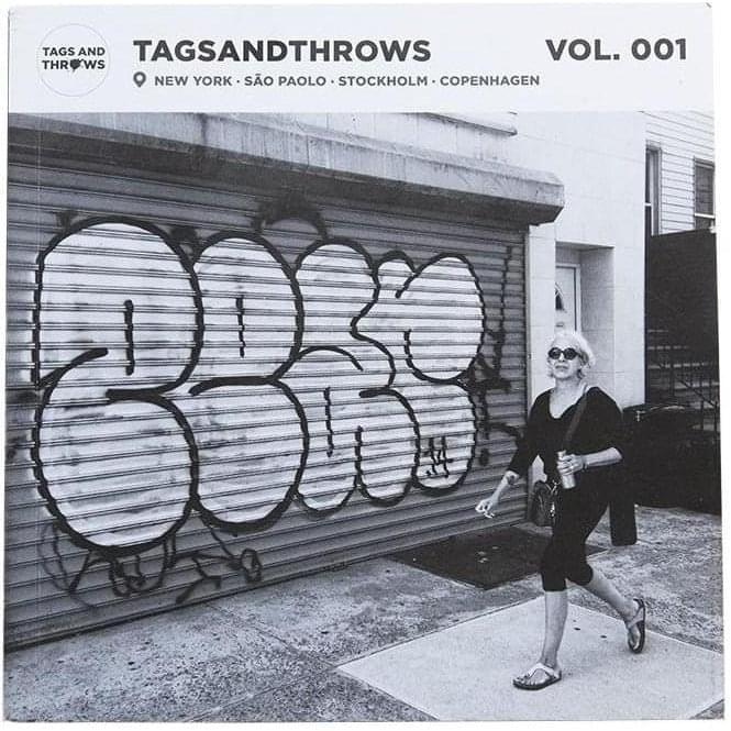Tags And Throws Vol.001