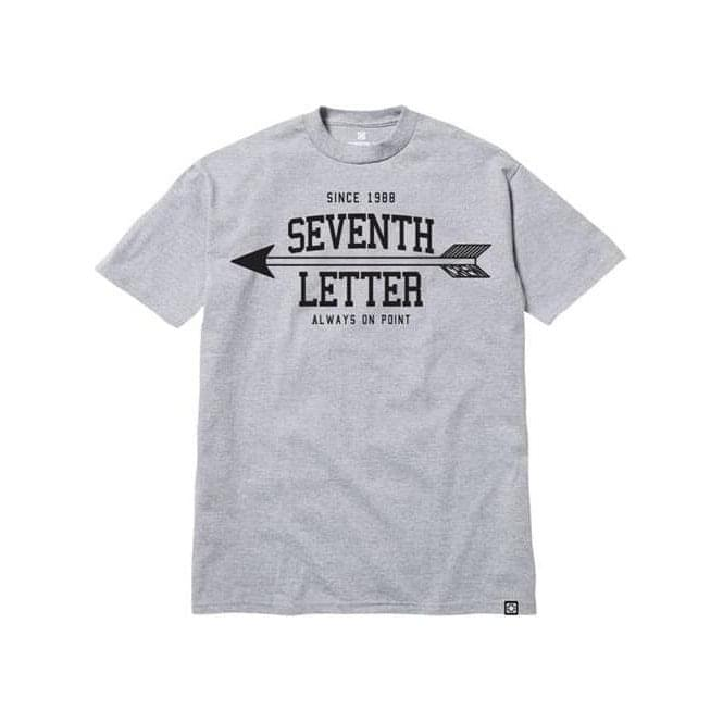 The Seventh Letter Always On Point Tee (Grey)