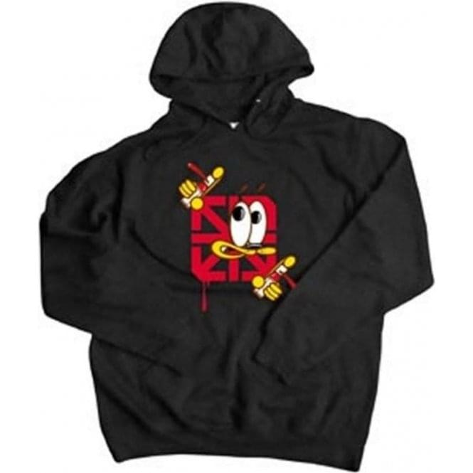 The Seventh Letter Icon Hoodie