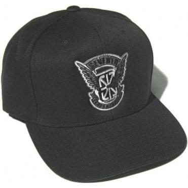 The Seventh Letter Wings Snapback Cap