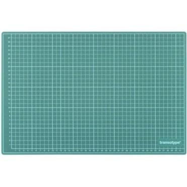 Transotype Green Cutting Mat