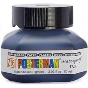 Posterman Waterproof Ink
